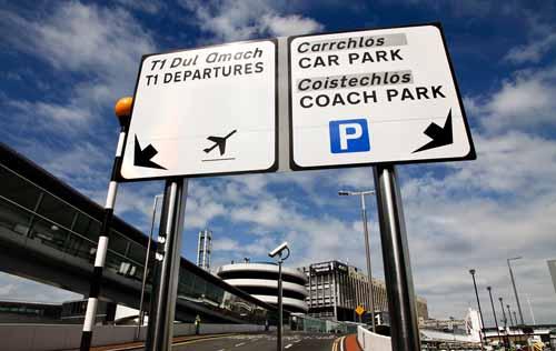Dublin sign