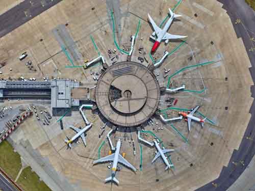 Gatwick aerial1