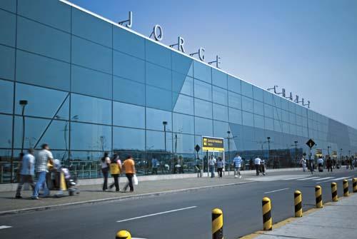 Lima facade