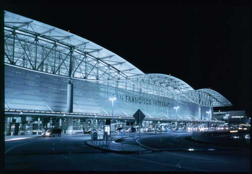 SFO night
