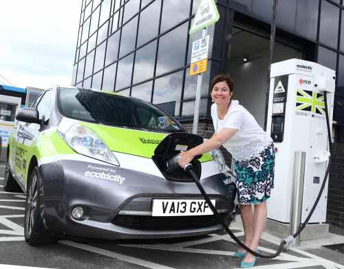 Elect cars