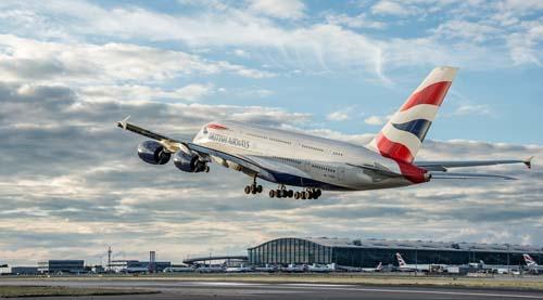 LHR A380