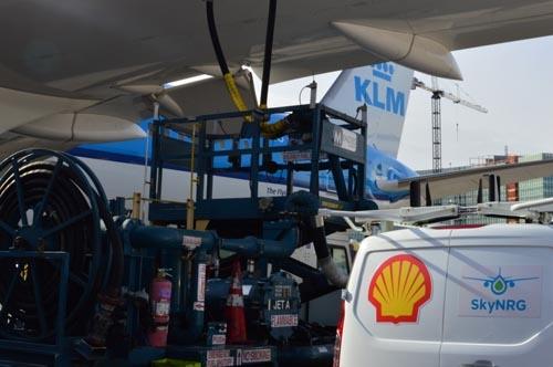 Shell biofuels