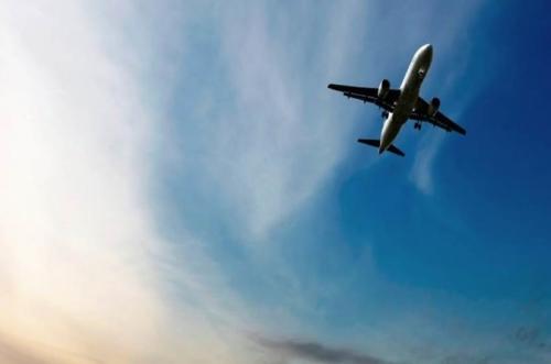 Plane air