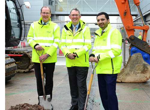 Work Starts On Birmingham S Biggest Development Project In A Decade Airport World
