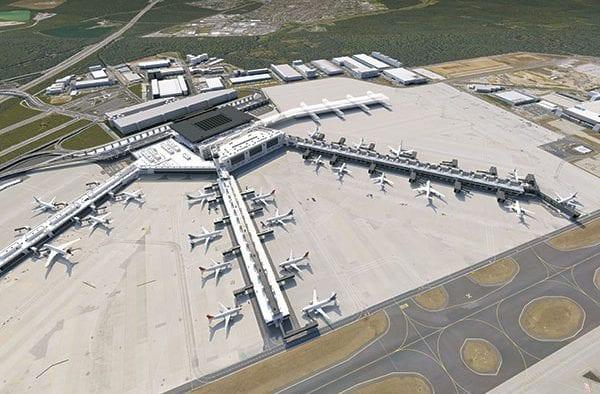 Flughafen Frankfurt Air Berlin Terminal