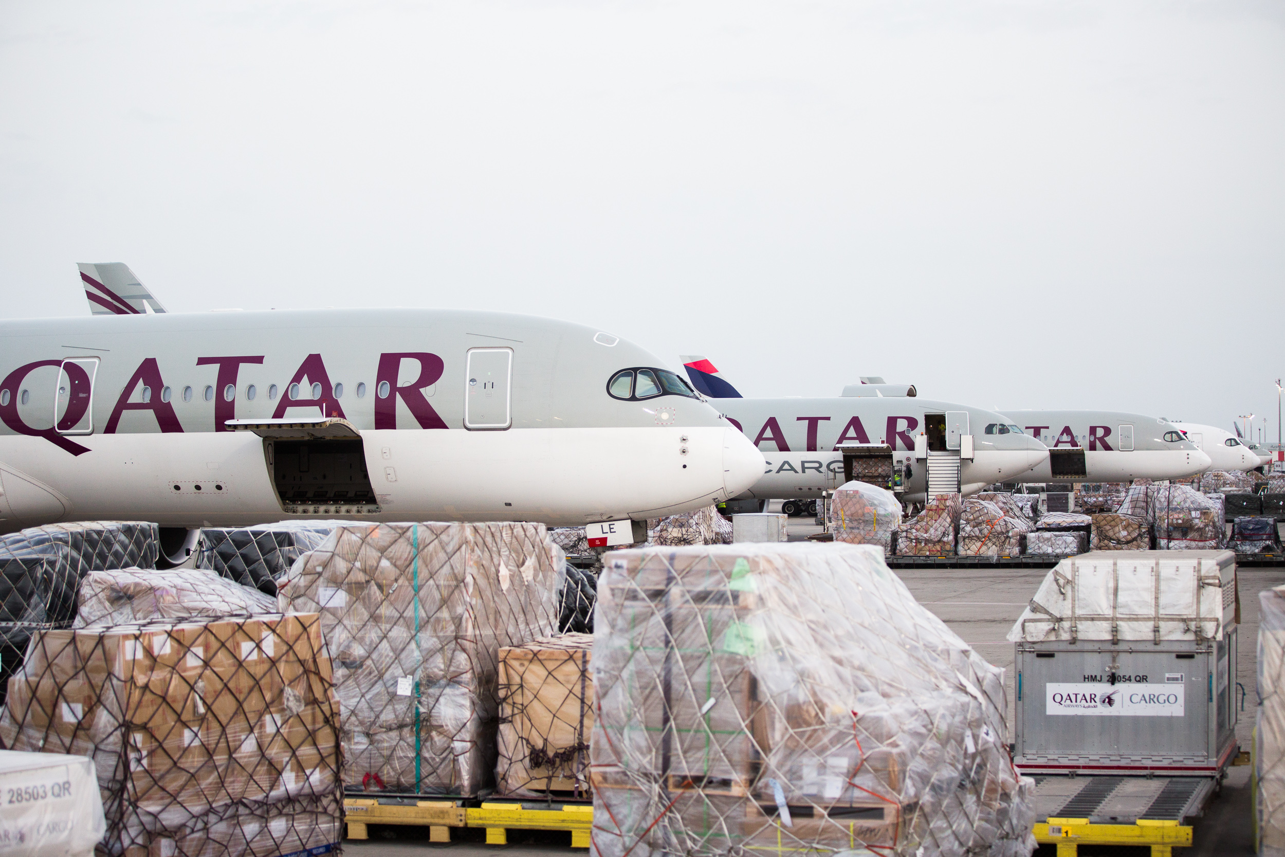 Cargo volumes up in Qatar as Hamad plans for the future - Airport World
